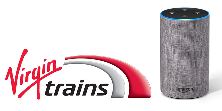 All Aboard! AI & Voice Assistants: Virgin Uses Alexa to Sell Train Tickets