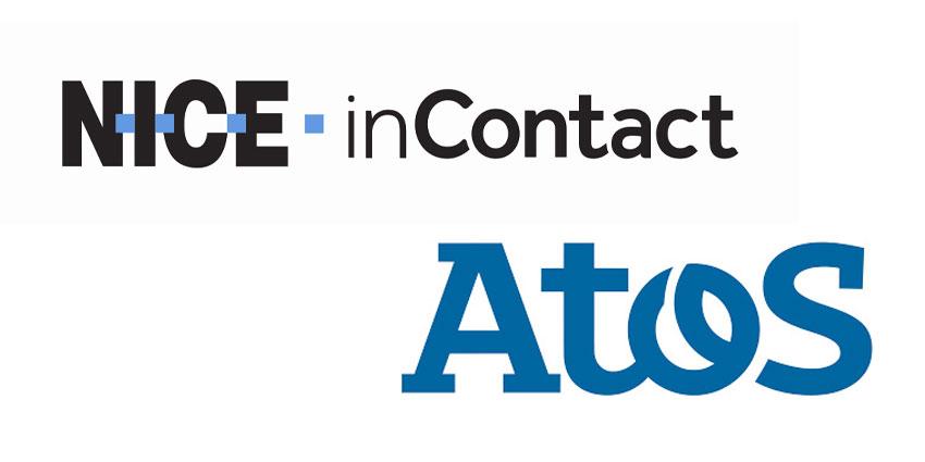 NICE inContact and Atos Form New Partnership