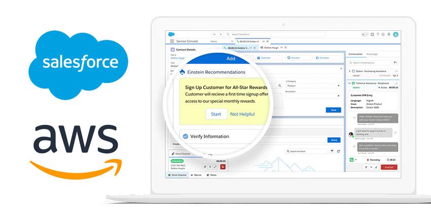 Salesforce Announces GA Service Cloud Voice