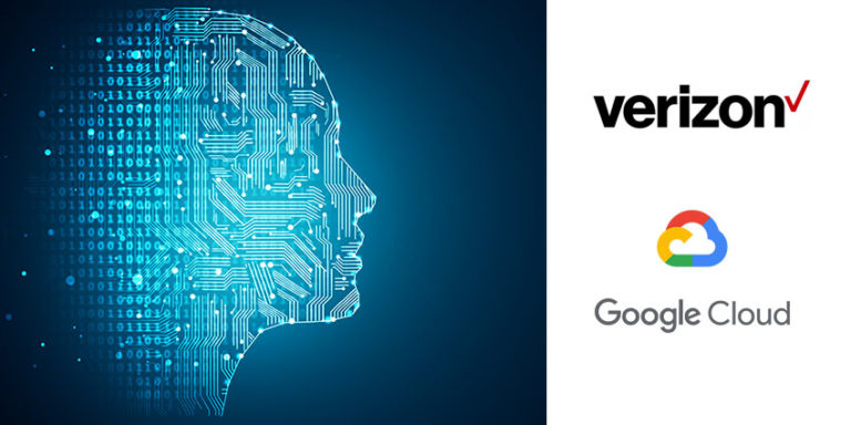 Verizon and Google Cloud ai