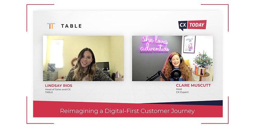 Reimagining a Digital-First Customer Journey