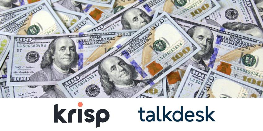 Krisp Wins $10,000 for Charity at Talkdesk Digital Showdown