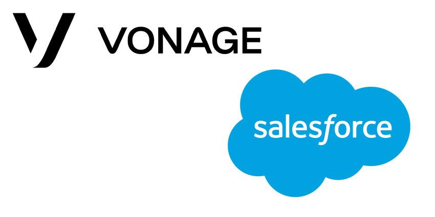 Vonage Scoops Salesforce Award at Virtual Summit