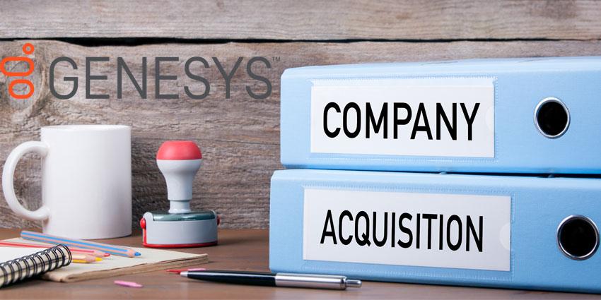 GenesysAnnounces Intent to Acquire AI CX Leader