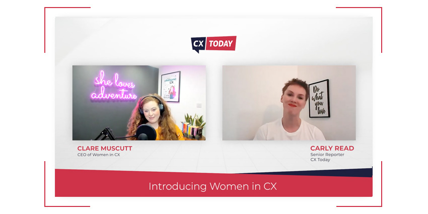 Introducing Women in CX