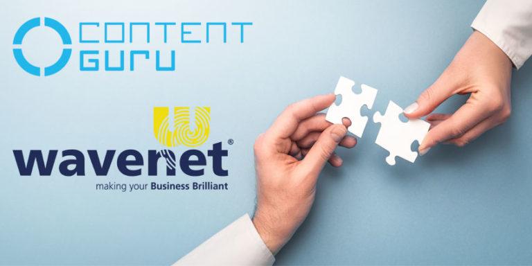 Content-Guru-UnveilsWavenetPartnership