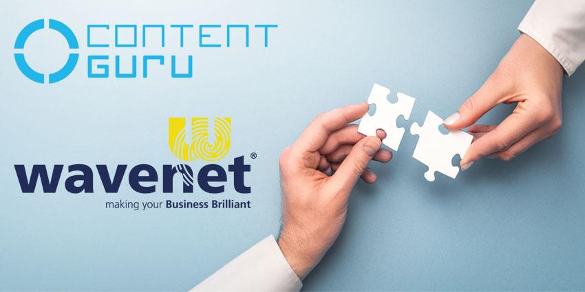 Content Guru Unveils Wavenet Partnership
