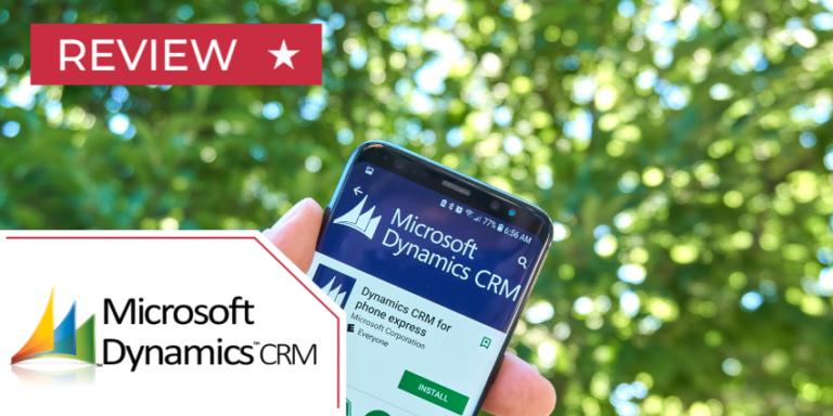 Microsoft Dynamics CRM Review