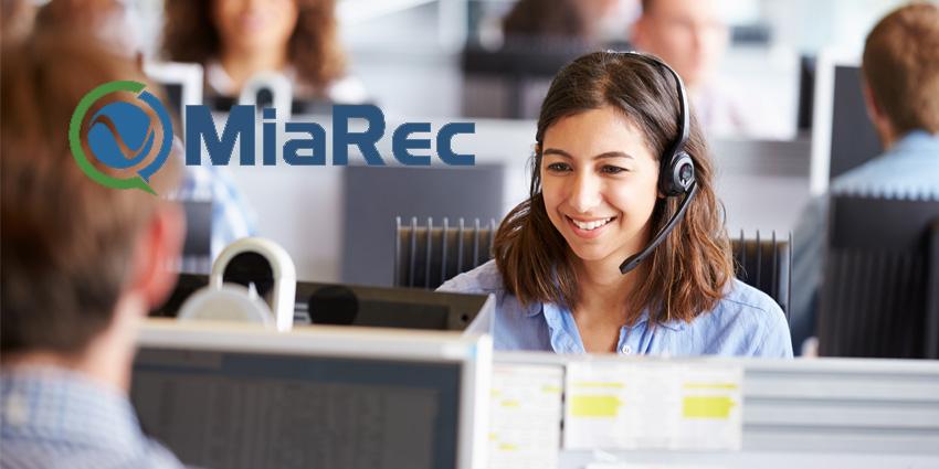 MiaRec Launches Contact Centre Reporting Tool