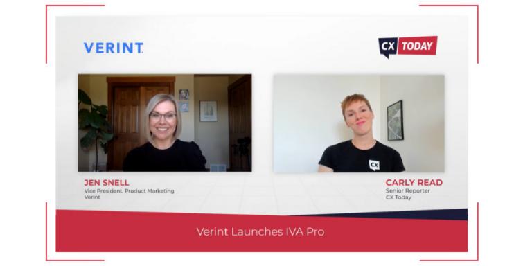 Verint Launches IVA Pro