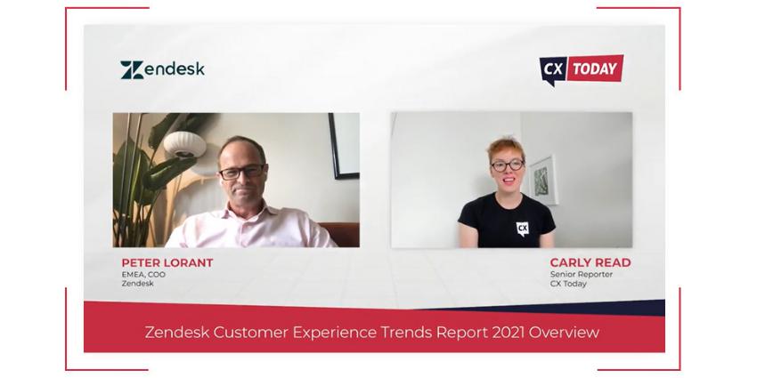 Zendesk Customer Experience Trends Report 2021 Overview