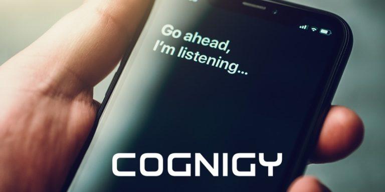 Conversational AI Startup Cognigy Raises $44 Million in Funding