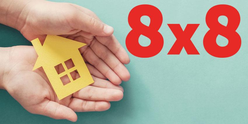 Platform HousingBoosts CX with 8×8XCaaS