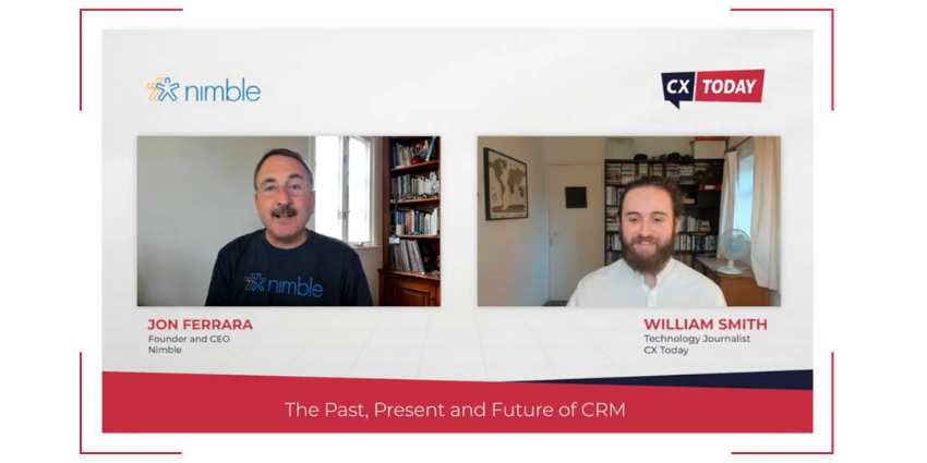 The Past, Present and Future of CRM