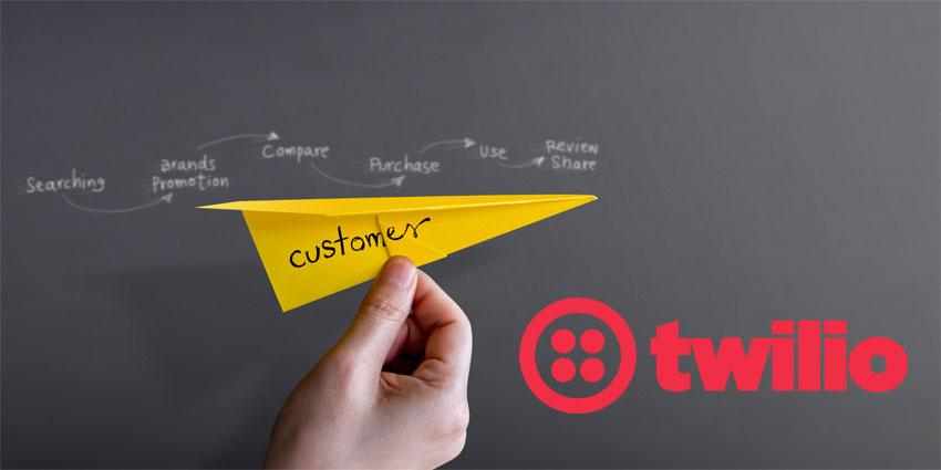 Twilio UnveilsCustomer Journey Builder Tool