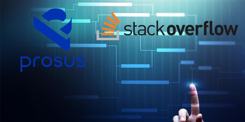 Prosus to Acquire Stack Overflow Knowledge Platform