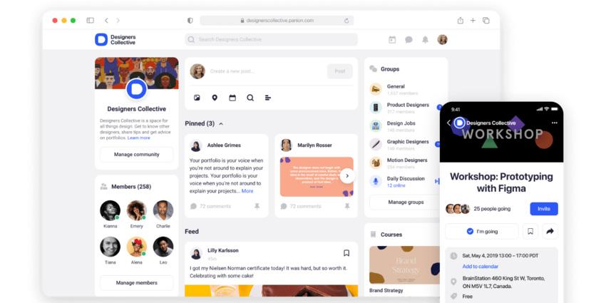 Panion Debuts B2B Community Management Platform