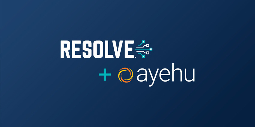 Resolve Acquires IT Automation Platform Ayehu