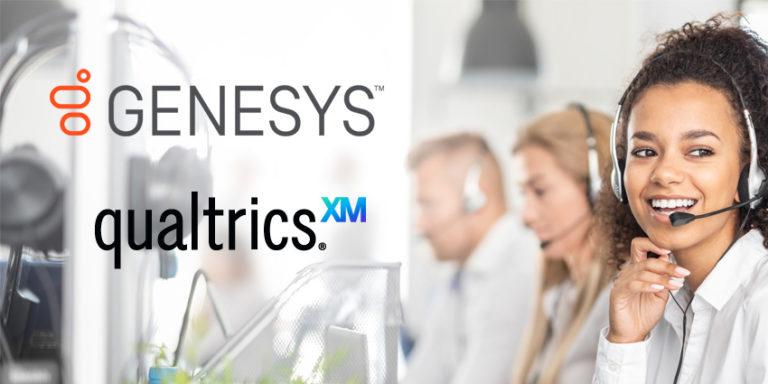 Qualtrics, Genesys Partner on Customer Satisfaction Data