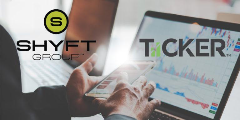 Shyft Group Chooses TiiCKER Shareholder Loyalty Platform