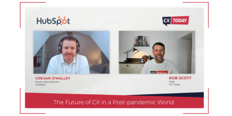 The Future of CX in a Post-Pandemic World and the Role of CRM