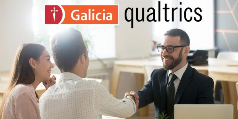Banco Galicia chooses Qualtrics'EmployeeFeedback Offer