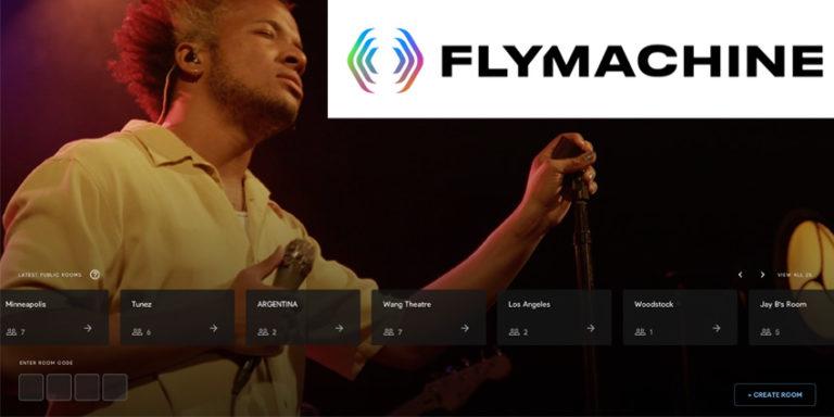 Virtual Concerts Platform Flymachine Raises $21mn