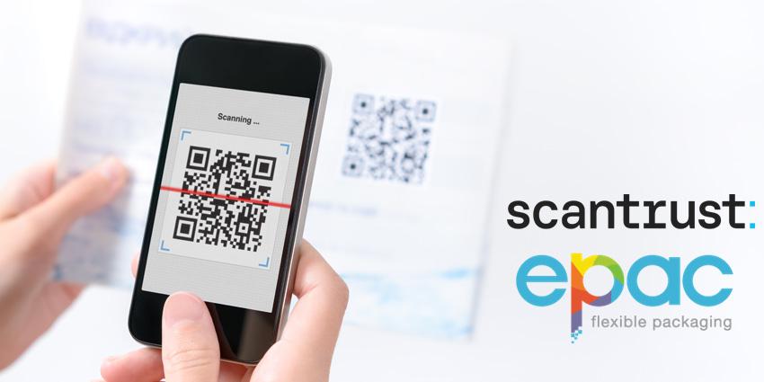 Scantrust, ePAC Partner on Connected Goods Offering