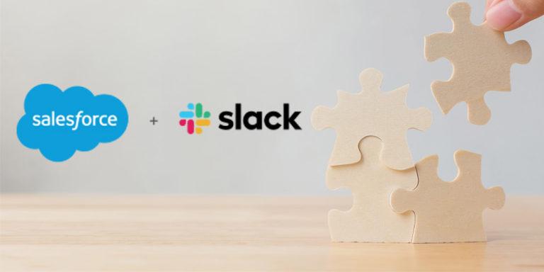 Salesforce Completes $27.7bn Slack Acquisition
