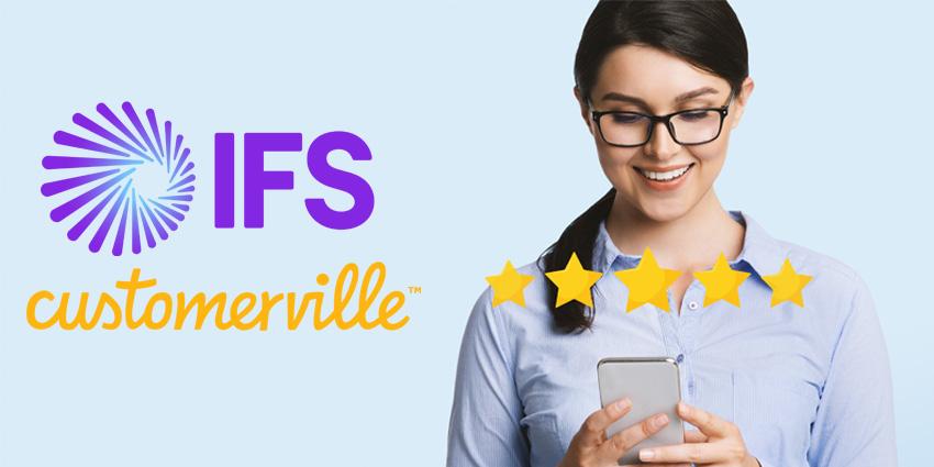 IFS Acquires Customer Feedback Platform Customerville