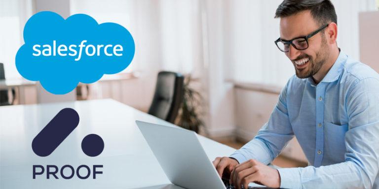 Proof Analytics, Salesforce Partner on Revenue Optimisation