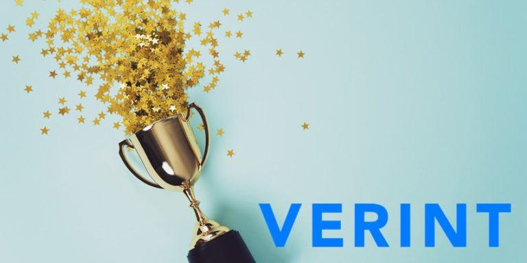 Verint Wins AI Breakthrough Award