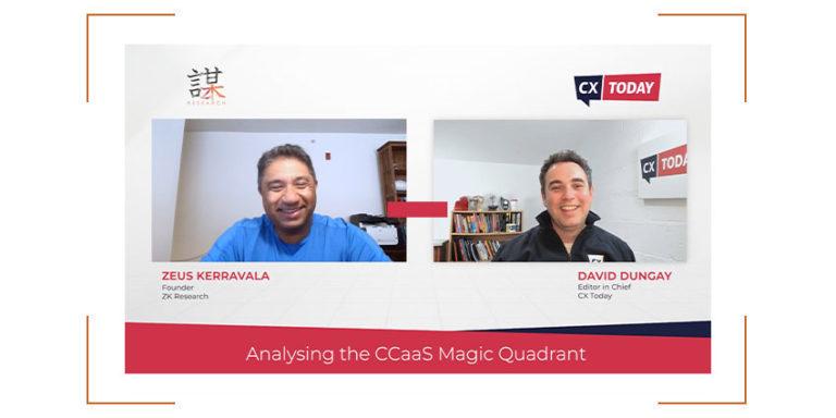 Analysing CCaaS MQ
