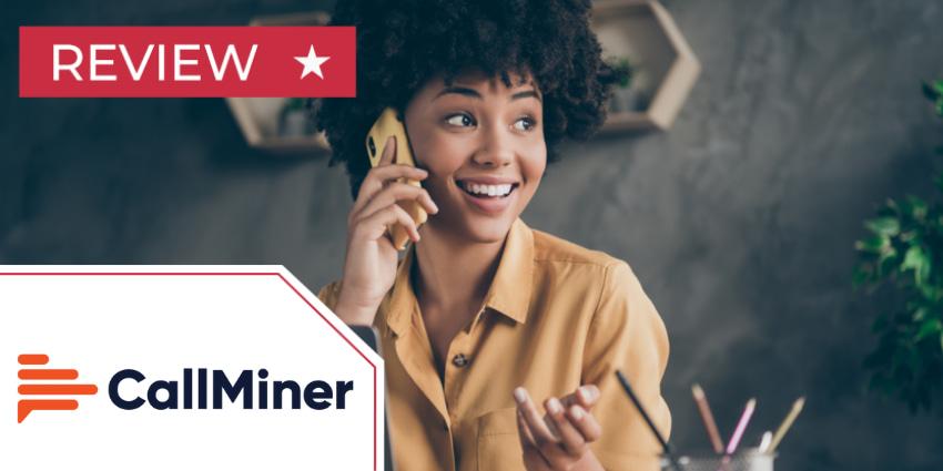 CallMiner Conversation Analytics Review