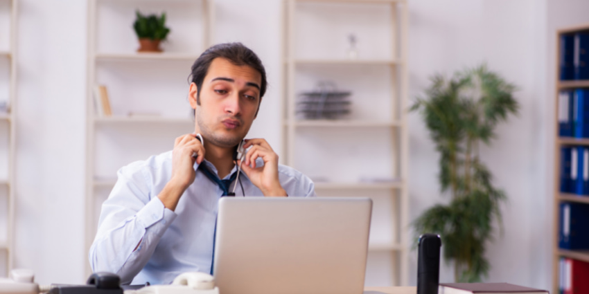 Managing Contact Centre Stress and Preventing Agent Burnout