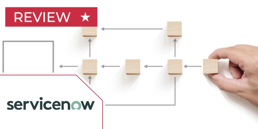 ServiceNow Digital Workflow Platform Review