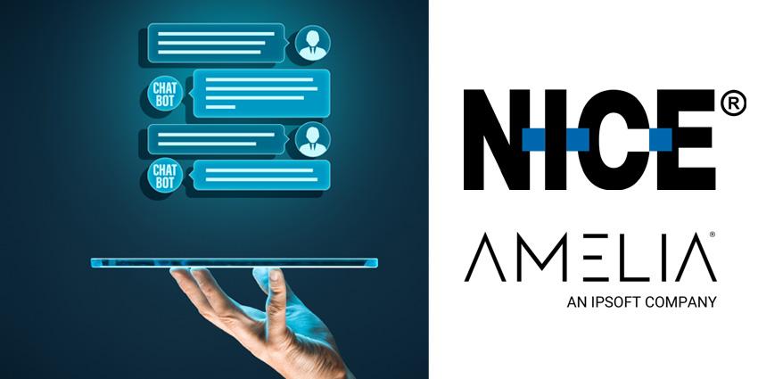 NICE, Amelia Partner on CX Conversational AI Solution