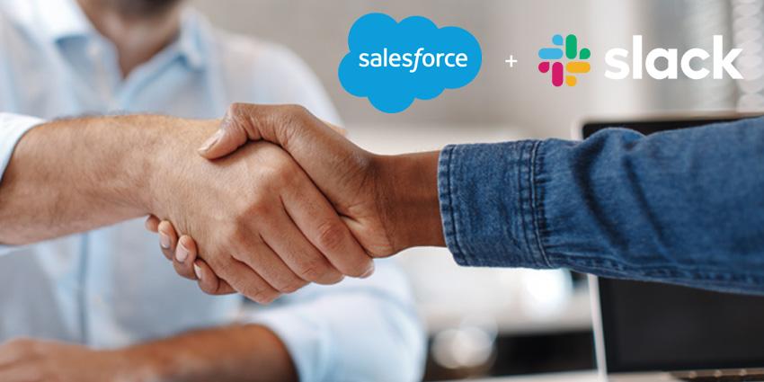Salesforce, Slack Hail Partnership at Digital HQ Event