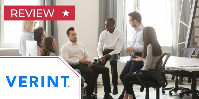 Verint Workforce Management Review
