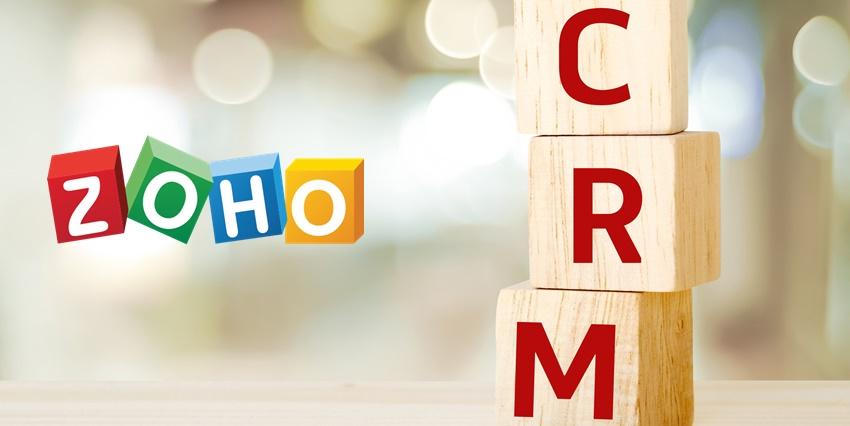 Zoho Launches No-Code CRM Design Studio