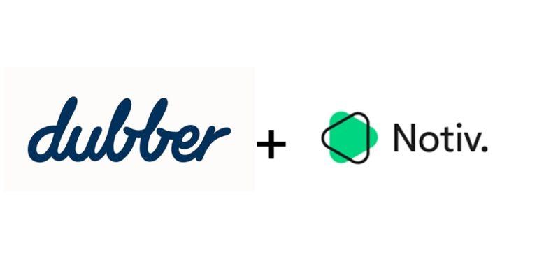 Dubber Acquires AI Technology Company Notiv