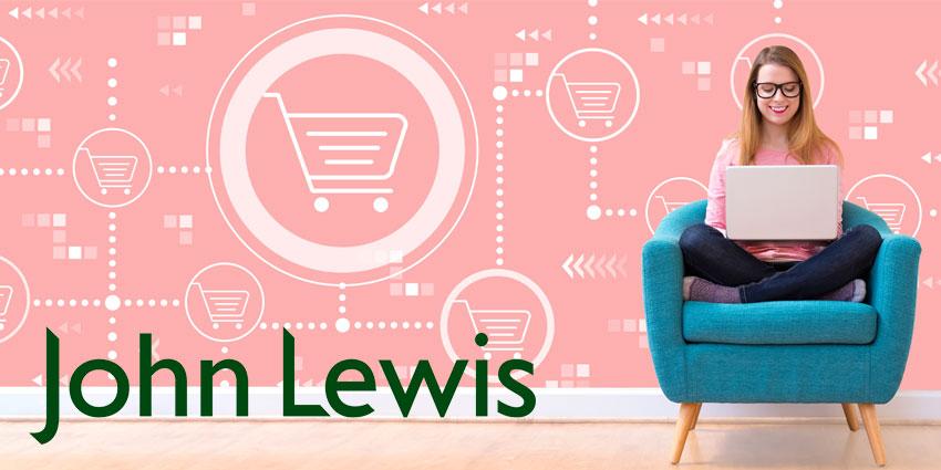 John LewisReports 74% of Sales Now Online
