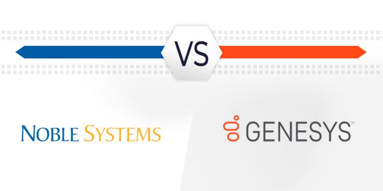 Noble Systems vs Genesys