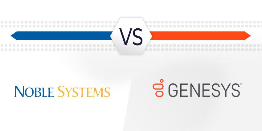 Noble SystemsCCvs GenesysContact Centre