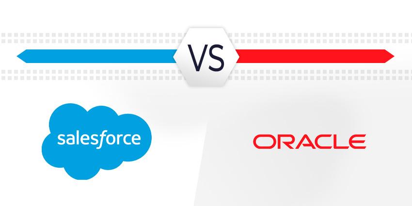 Salesforce vs Oracle
