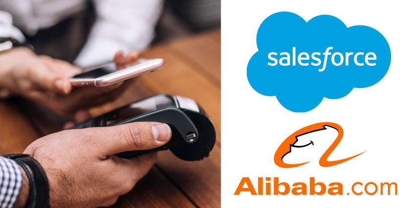Alibaba Cloud, Salesforce Plan Social Commerce Solution