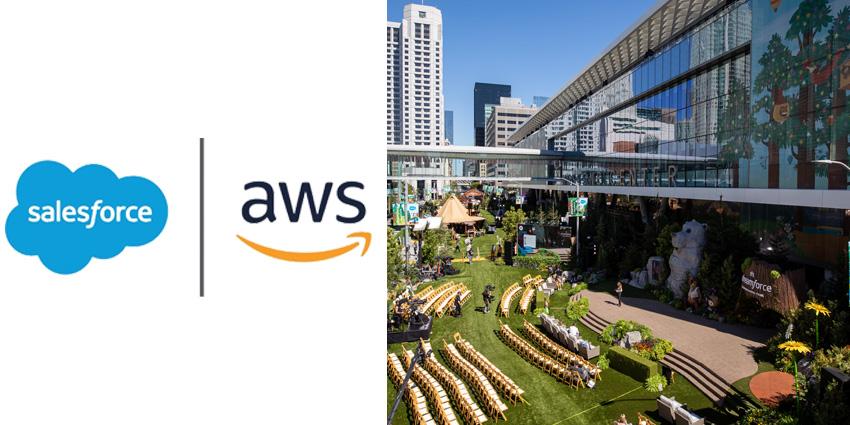 AWS and Salesforce Expand Partnership at Dreamforce