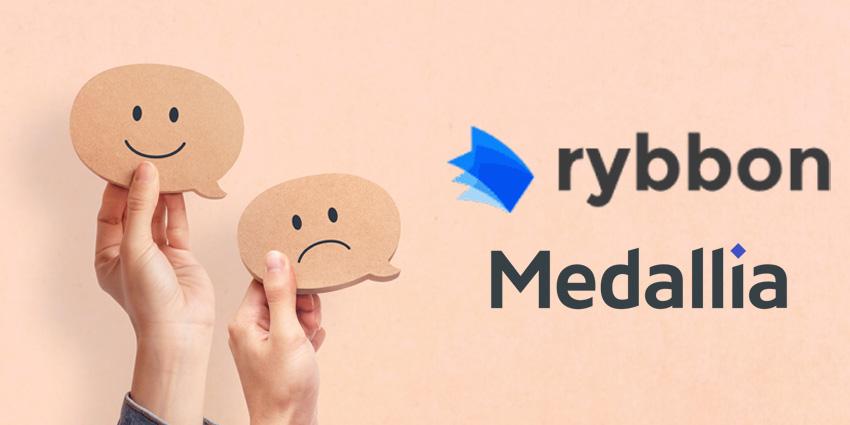 Rybbon, Medallia Partner on Boosting Survey Response Rates