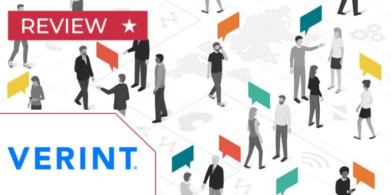 Verint Customer Engagement Platform Review