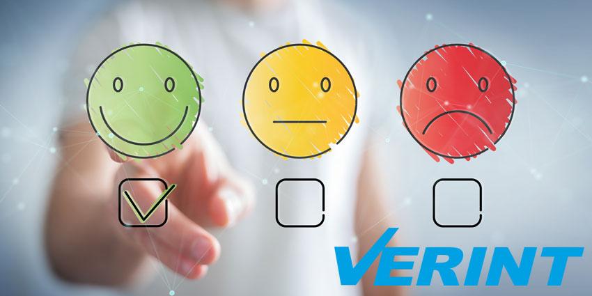 Verint Research Reveals Top Drivers CSAT Scores